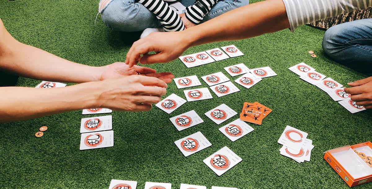謎のカードゲーム