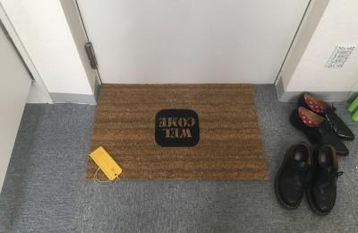 9課新オフィス玄関